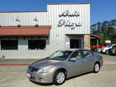2012 Nissan Altima for sale at Grantz Auto Plaza LLC in Lumberton TX