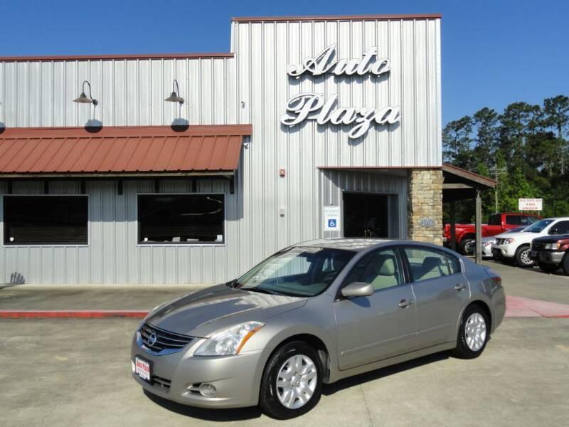 2012 Nissan Altima for sale at Grantz Auto Plaza LLC in Lumberton TX