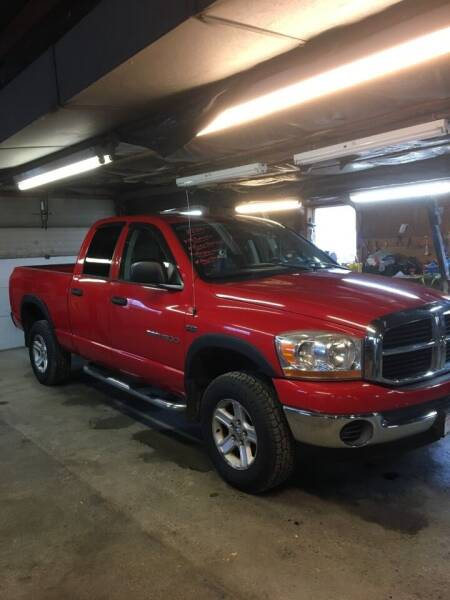 2006 Dodge Ram Pickup 1500 for sale at Lavictoire Auto Sales in West Rutland VT