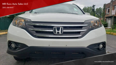 2013 Honda CR-V for sale at MD Euro Auto Sales LLC in Hasbrouck Heights NJ