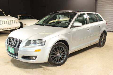 2008 Audi A3 for sale at AUTOLEGENDS in Stow OH