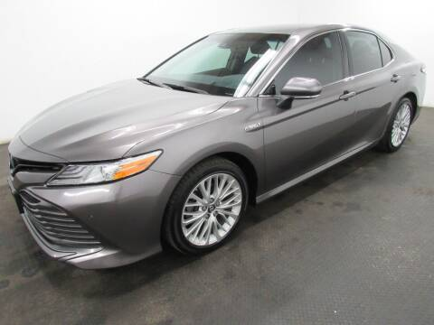 2018 Toyota Camry Hybrid for sale at Automotive Connection in Fairfield OH