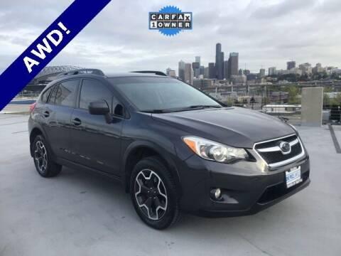 2013 Subaru XV Crosstrek for sale at Toyota of Seattle in Seattle WA