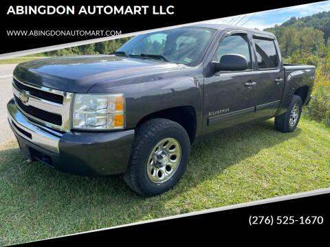 2010 Chevrolet Silverado 1500 for sale at ABINGDON AUTOMART LLC in Abingdon VA