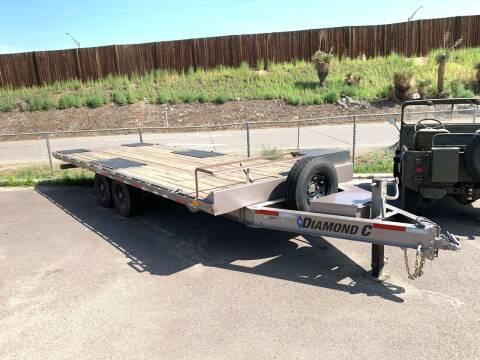 2019 ROAD CLIPPER EQUIPTMENT TRAILER for sale at McManus Motors in Wheat Ridge CO