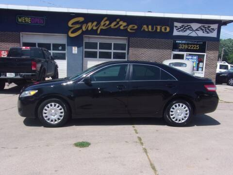 2011 Toyota Camry for sale at Empire Auto Sales in Sioux Falls SD