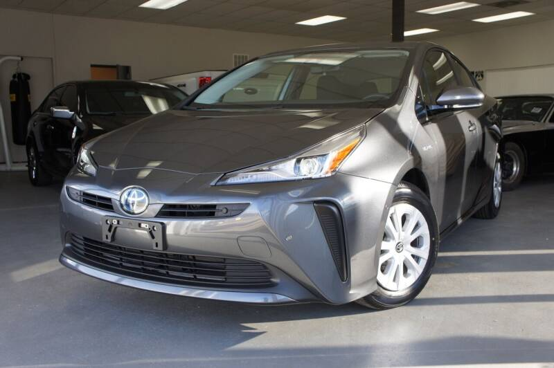 2020 Toyota Prius for sale at HIGHLINE AUTO LLC in Kenosha WI