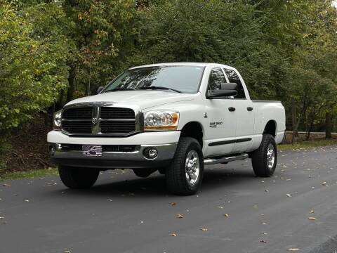 2006 Dodge Ram Pickup 2500 for sale at Gateway Car Connection in Eureka MO