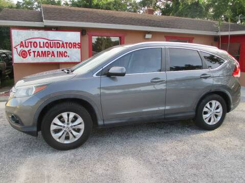2012 Honda CR-V for sale at Auto Liquidators of Tampa in Tampa FL