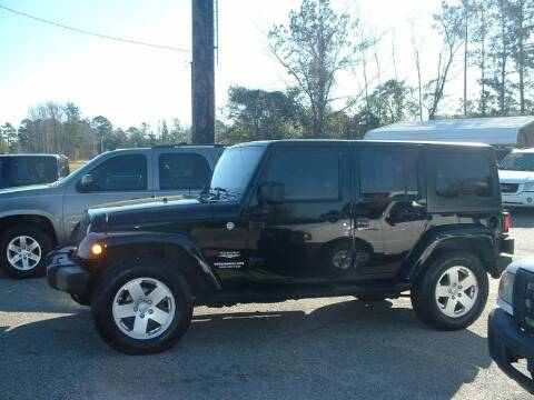 2007 Jeep Wrangler Unlimited for sale at Northgate Auto Sales in Myrtle Beach SC