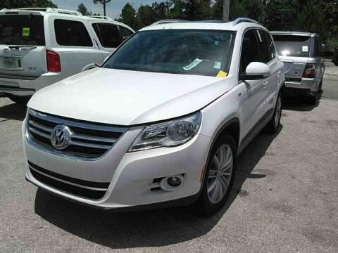 2010 Volkswagen Tiguan for sale at AUTOSPORT MOTORS in Lake Park FL