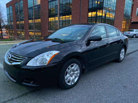 2012 Nissan Altima for sale at Auto Wholesalers Of Rockville in Rockville MD