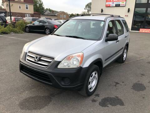 2006 Honda CR-V for sale at MAGIC AUTO SALES in Little Ferry NJ