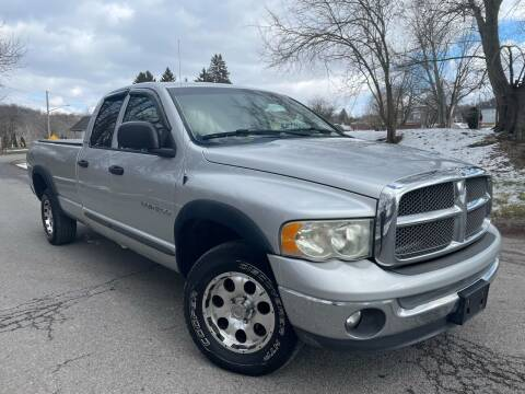 2002 Dodge Ram Pickup 1500 for sale at Trocci's Auto Sales in West Pittsburg PA