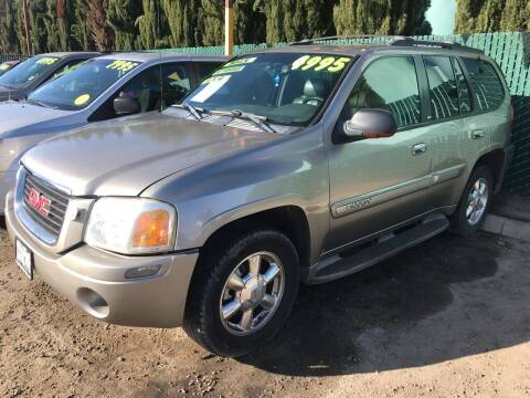 2003 GMC Envoy for sale at Golden Coast Auto Sales in Guadalupe CA