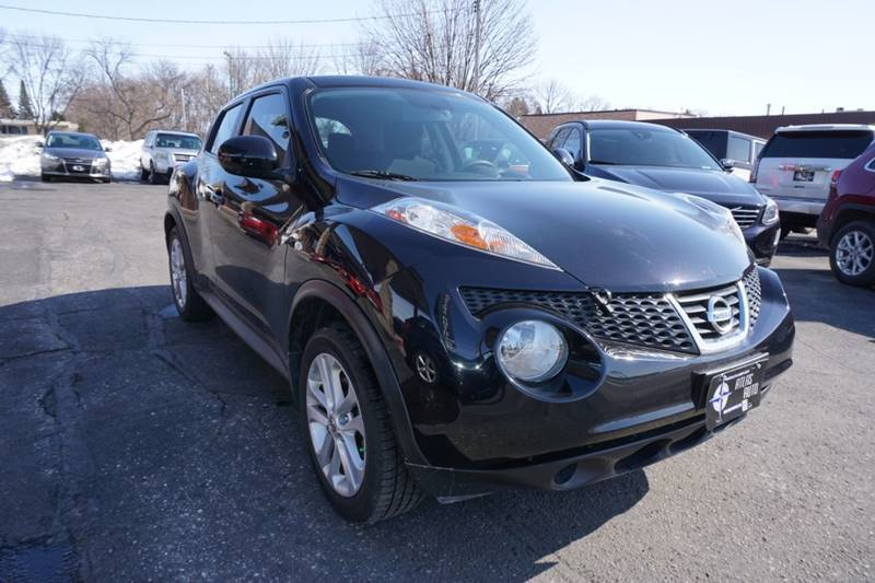 2013 Nissan JUKE for sale at Atlas Auto in Grand Forks ND