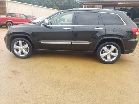 2011 Jeep Grand Cherokee for sale at Crossroads Outdoor in Corinth MS
