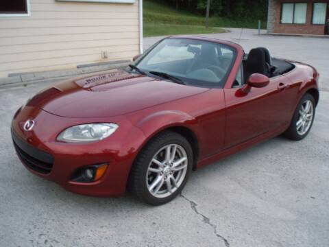 2010 Mazda MX-5 Miata for sale at Worthington Motor Co, Inc in Clinton TN