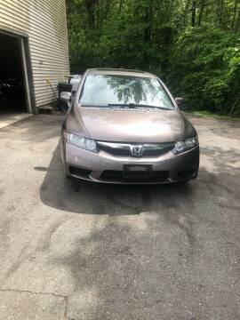 2009 Honda Civic for sale at Better Auto in South Darthmouth MA