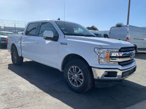 2020 Ford F-150 for sale at Best Buy Quality Cars in Bellflower CA