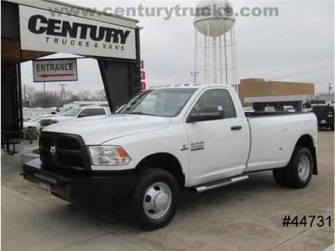 2016 RAM Ram Pickup 3500 for sale at CENTURY TRUCKS & VANS in Grand Prairie TX