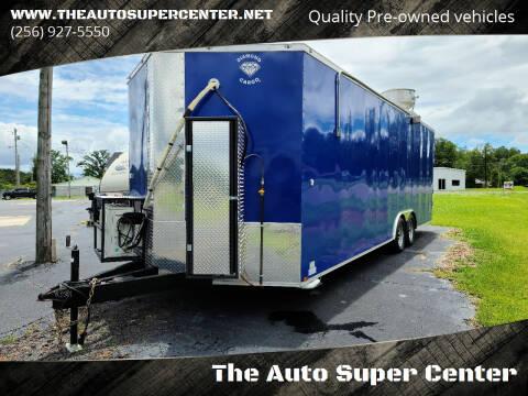 2021 Diamond Cargo Food Trailer for sale at The Auto Super Center in Centre AL