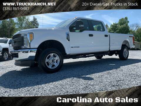 2017 Ford F-250 Super Duty for sale at Carolina Auto Sales in Trinity NC