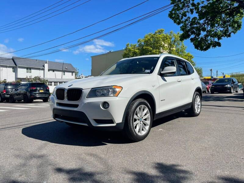 2013 BMW X3 for sale at Kapos Auto, Inc. in Ridgewood NY