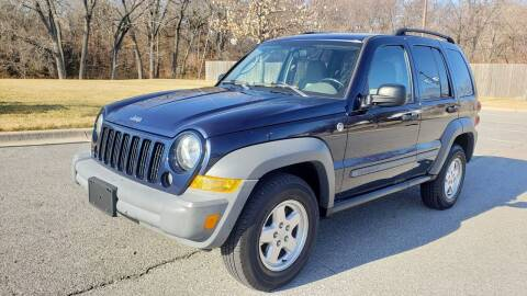 2006 Jeep Liberty for sale at Nationwide Auto in Merriam KS