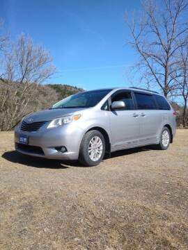 2013 Toyota Sienna for sale at Valley Motor Sales in Bethel VT