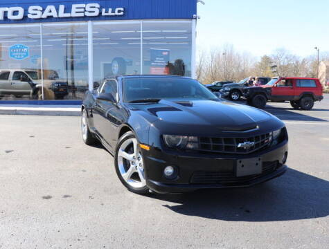 2013 Chevrolet Camaro for sale at Williams Auto Sales, LLC in Cookeville TN