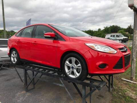 2014 Ford Focus for sale at Mitchell Motor Company in Madison TN