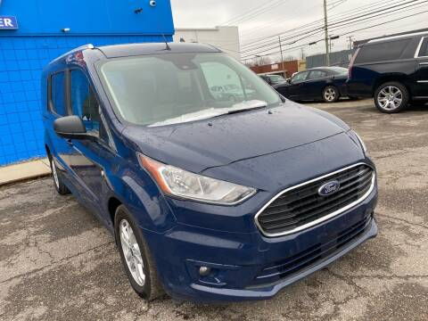 2019 Ford Transit Connect Wagon for sale at M-97 Auto Dealer in Roseville MI