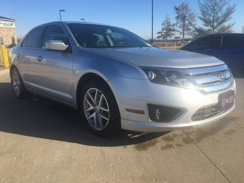 2012 Ford Fusion for sale at Nice Cars in Pleasant Hill MO