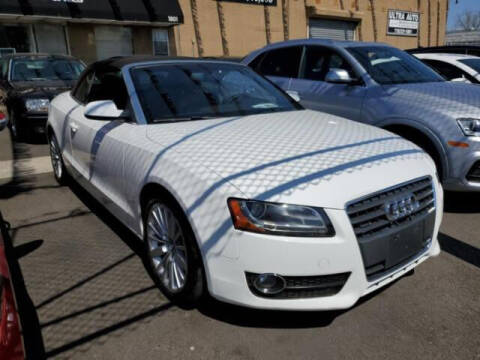 2010 Audi A5 for sale at Imotobank in Walpole MA