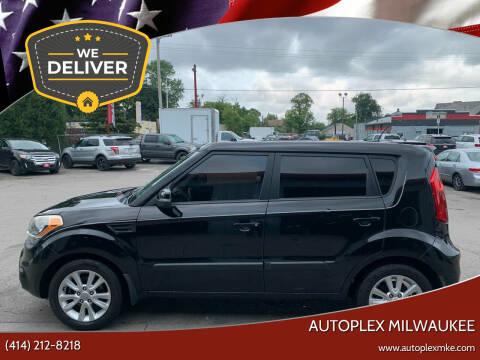 2013 Kia Soul for sale at Autoplex Milwaukee in Milwaukee WI