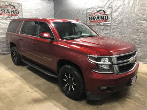 2016 Chevrolet Suburban for sale at GRAND AUTO SALES in Grand Island NE