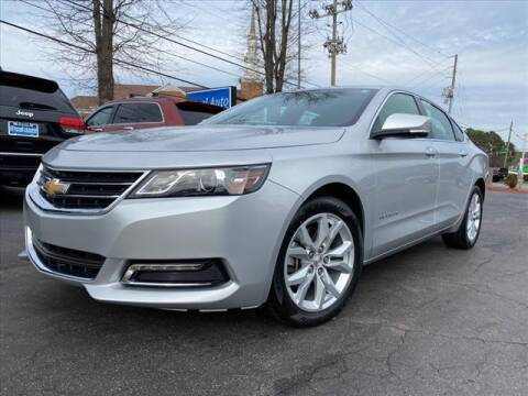 2020 Chevrolet Impala for sale at iDeal Auto in Raleigh NC