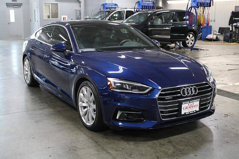 2018 Audi A5 Sportback for sale in Sioux Falls, SD