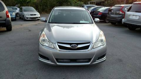2010 Subaru Legacy for sale at DISCOUNT AUTO SALES in Johnson City TN