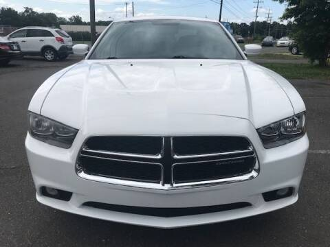 2012 Dodge Charger for sale at Family Auto Cars Inc in Charlotte NC