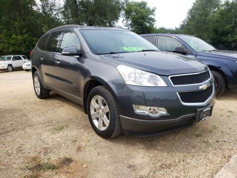 2011 Chevrolet Traverse for sale at Northwoods Auto & Truck Sales in Machesney Park IL