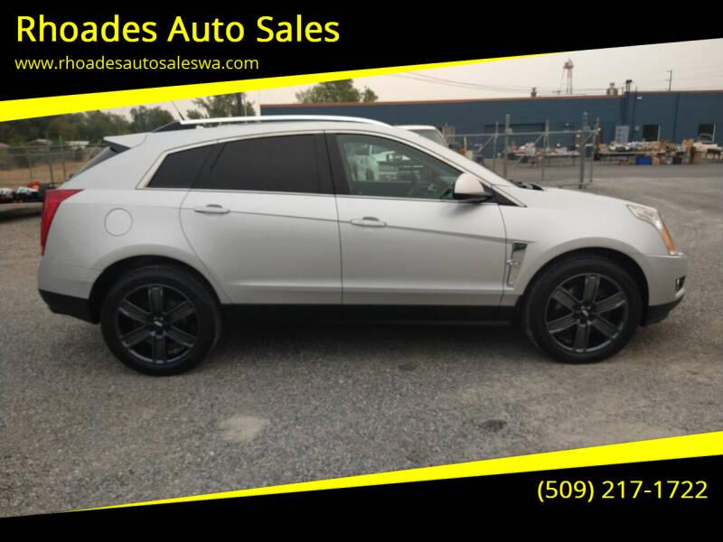 2010 Cadillac SRX for sale at Rhoades Auto Sales in Spokane Valley WA