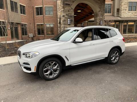 2021 BMW X3 for sale at CarCo Direct in Cleveland OH