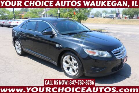 2011 Ford Taurus for sale at Your Choice Autos - Waukegan in Waukegan IL
