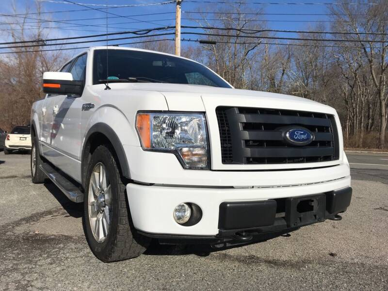 2010 Ford F-150 for sale at Best Choice Auto Market in Swansea MA