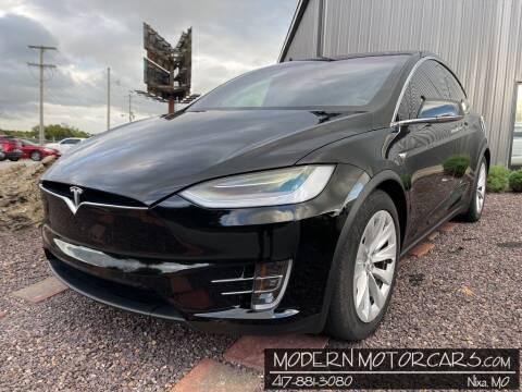 2020 Tesla Model X for sale at Modern Motorcars in Nixa MO