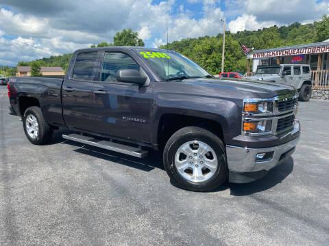 2014 Chevrolet Silverado 1500 for sale at Elk Avenue Auto Brokers in Elizabethton TN