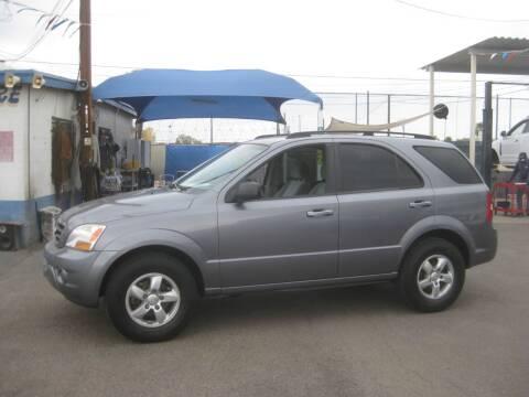 2008 Kia Sorento for sale at Town and Country Motors - 1702 East Van Buren Street in Phoenix AZ