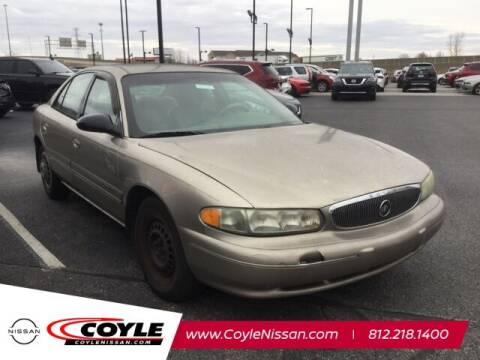 1998 Buick Century for sale at COYLE GM - COYLE NISSAN - Coyle Nissan in Clarksville IN